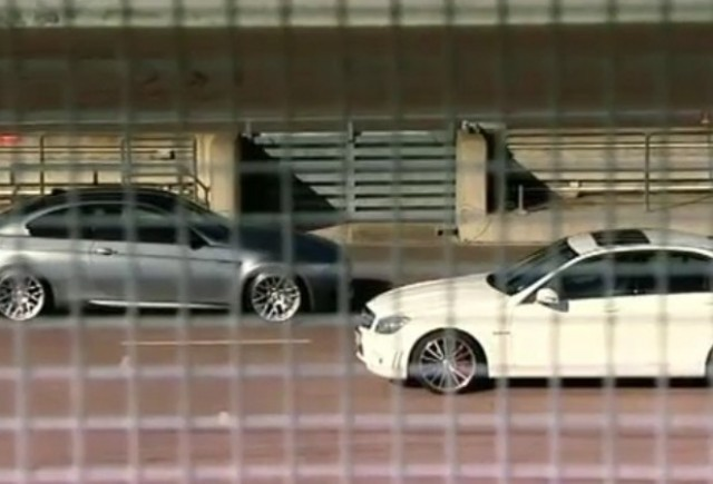 VIDEO: BMW M3 Competition vs Mercedes C63 AMG Performance