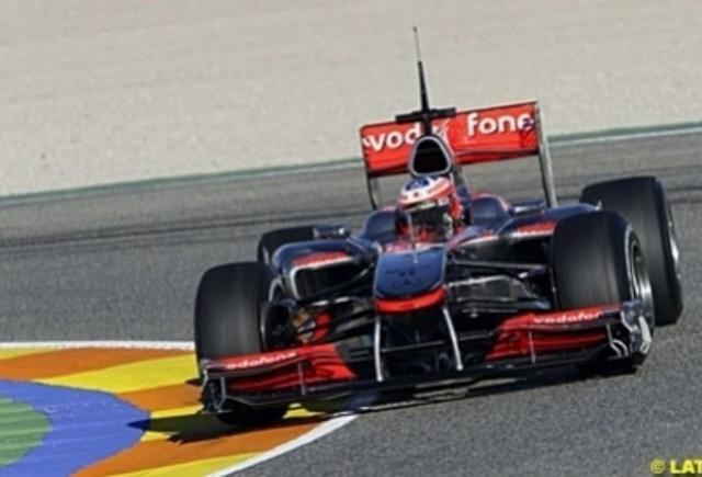 Oficialii McLaren, impresionati de circuitul sud-coreean