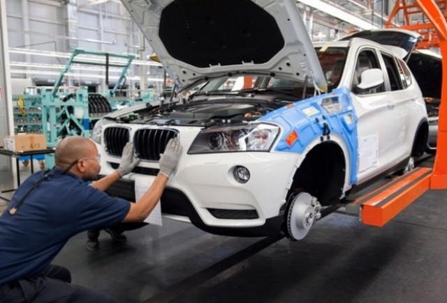 BMW se fabrica ecologic