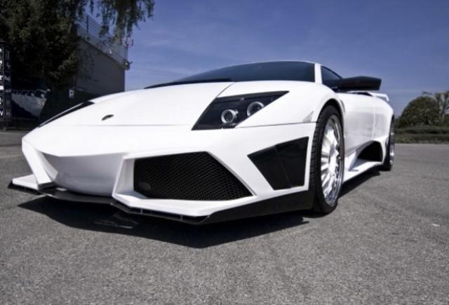 Lamborghini Murcielago tunat de JB Car Design