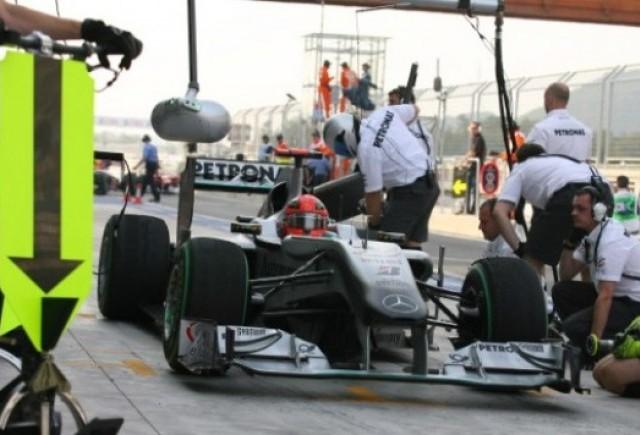 Schumacher, placut surprins de circuitul din Coreea de Sud
