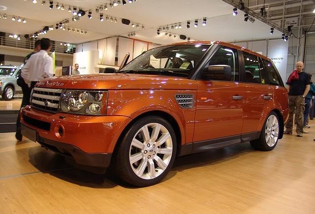 Istoria Land Rover