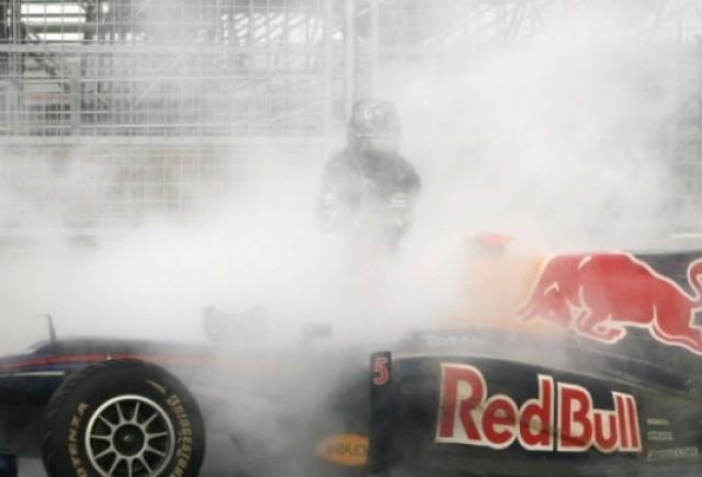 Renault isi cere scuze fata de Red Bull