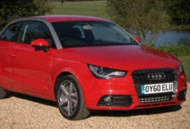 VIDEO: Audi A1 vs Mini Cooper