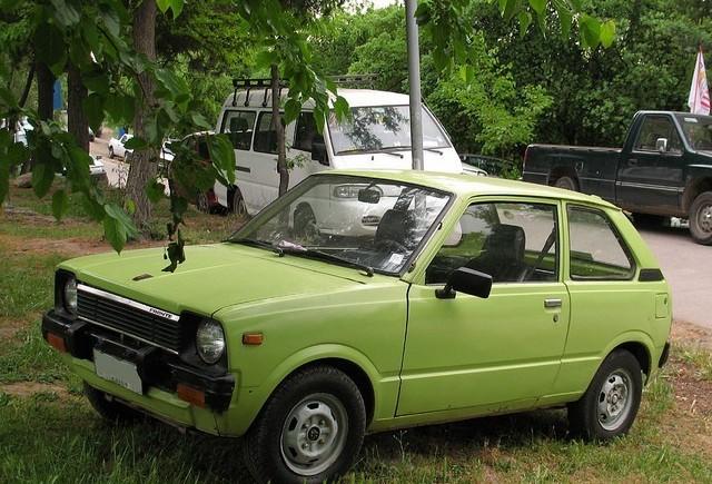 Istoria Suzuki - 1950-1980