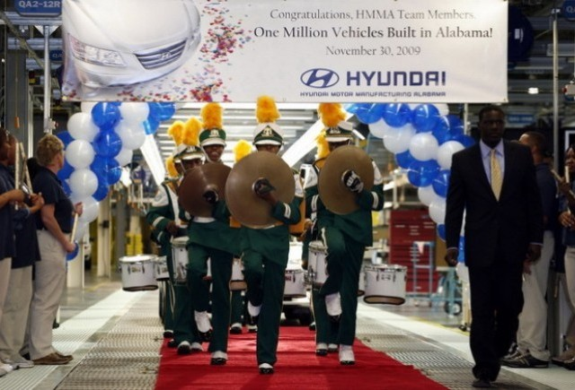 Hyundai ocupa piata americana