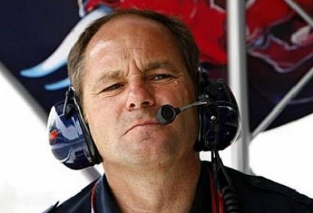 Gerhard Berger crede ca Webber l-a lovit intentionat pe Rosberg