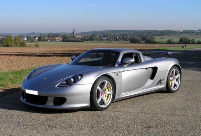 Porsche Carrera GT tunat de Kubatech