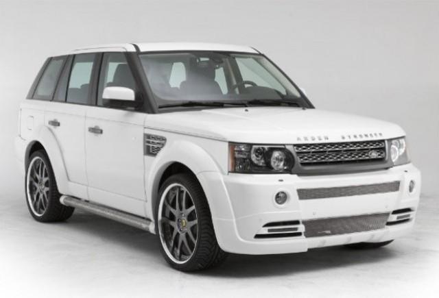 Range Rover Sport tunat de Arden