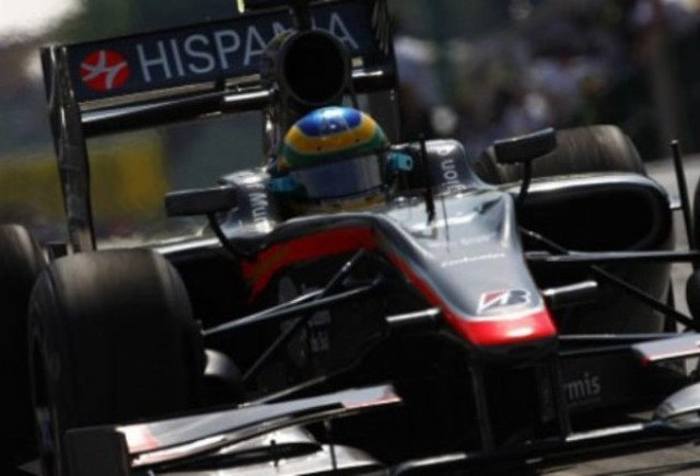 Hispania va folosi cutii de viteze Williams