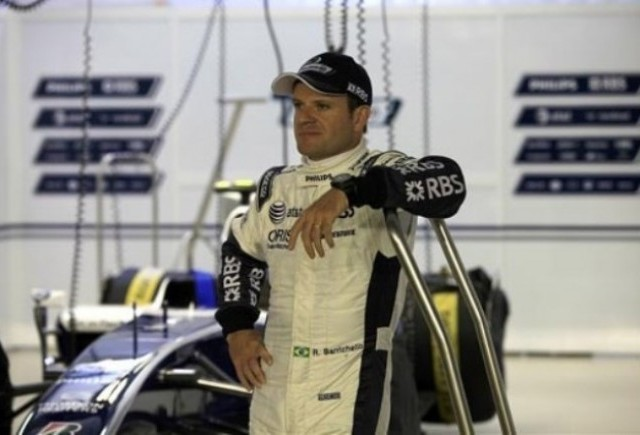 Motor nou pentru Barrichello in Brazilia