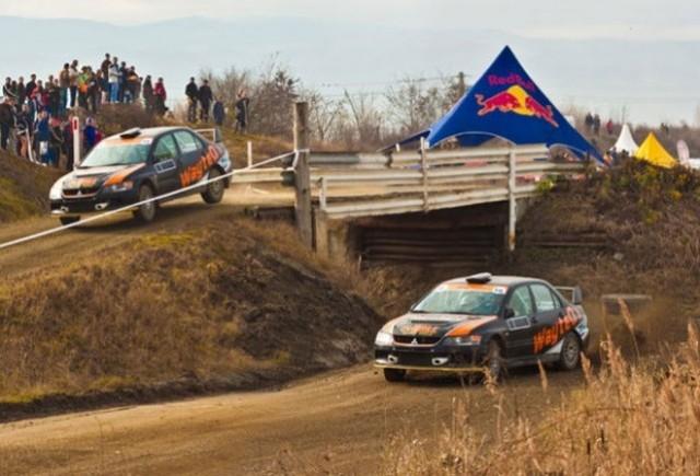 Sibiu Rally Show, turneul campionilor romani din raliuri