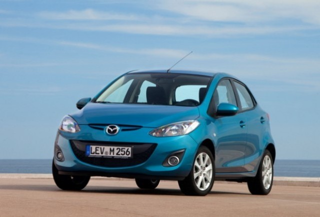 Mazda2 facelift, de la 12.090 Euro cu TVA