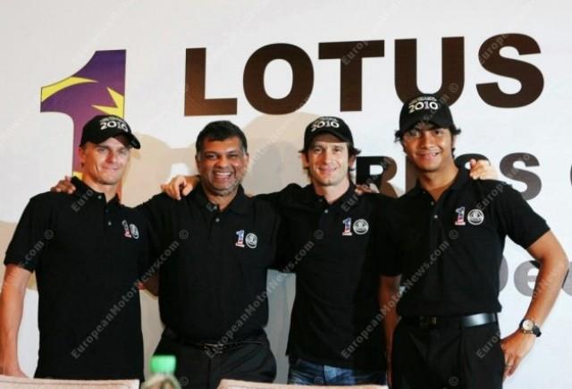 Boss-ul Lotus, multumit de sezonul 2010