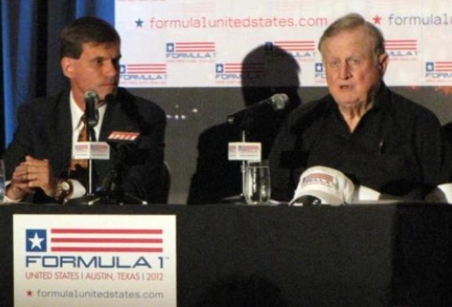 Circuitul de la Austin va fi gata in 2012