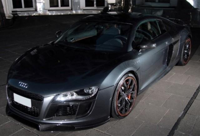 Audi R8 V10 tunat de Anderson Germany