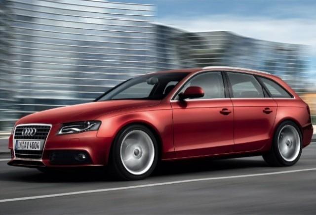 Audi A4 va primi un propulsor cu un consum de 4.4 litri