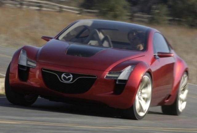 Mazda lucreaza la noul RX-9