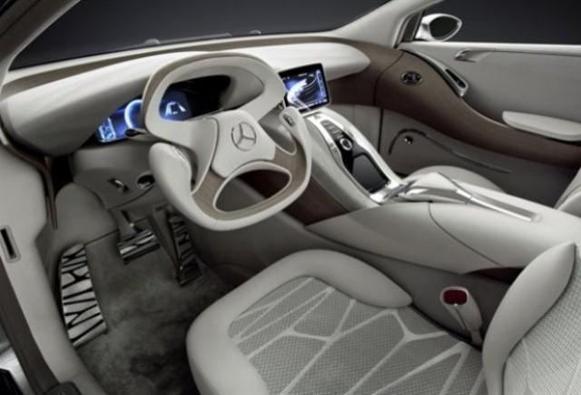 Mercedes va reinventa interiorul viitoarelor modele