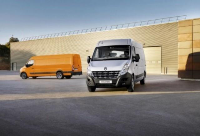 Noul Renault Master, in Romania de la 20.336 Euro cu TVA