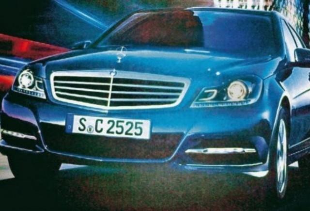 ZVON: Acesta ar putea fi noul Mercedes C Klasse facelift!