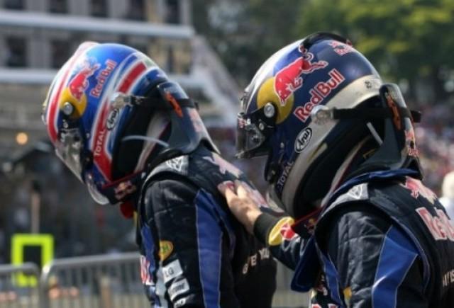 Fara ordine de echipa la Red Bull in Abu Dhabi