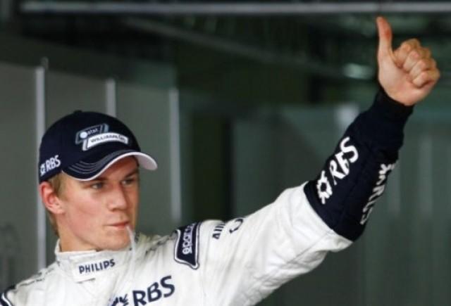 Hulkenberg este inca nesigur in privinta viitorului sau in Formula 1
