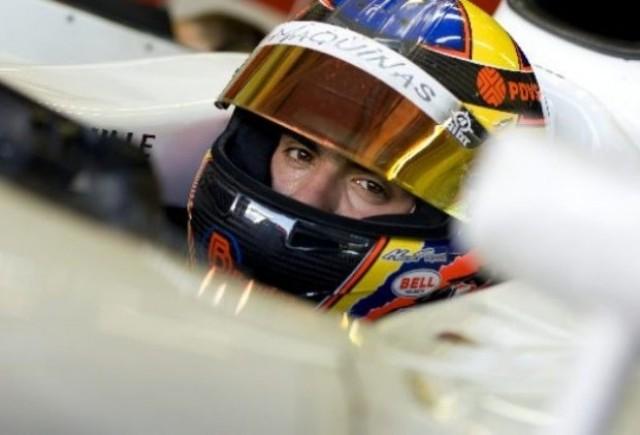 Maldonado va testa si pentru Hispania