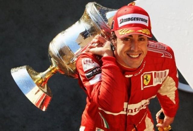 Alonso este sigur de titlu
