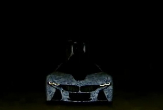 VIDEO: Prototipul BMW Efficient Dynamics in actiune
