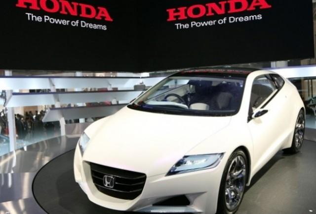 Honda CR-Z desemnata masina anului in Japonia