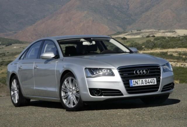 Audi va lansa in 2012 un A8 cu patru cilindri
