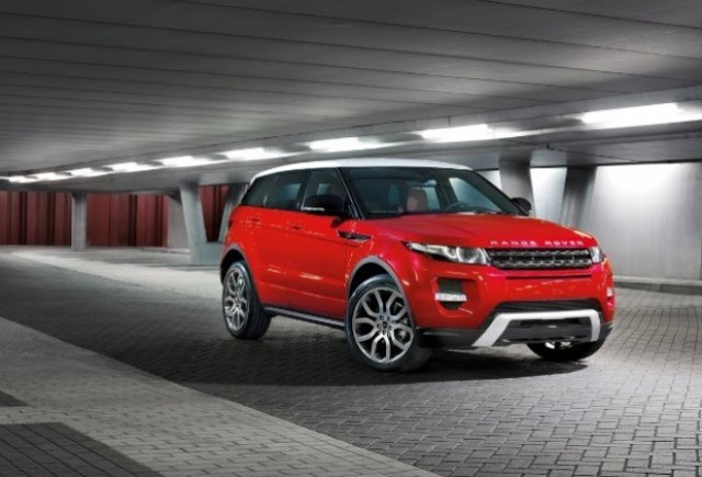 OFICIAL: Iata noul Range Rover Evoque cu cinci usi!
