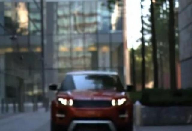VIDEO: Noul Range Rover Evoque cu cinci usi in actiune