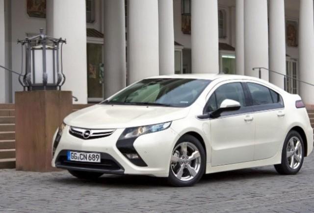 OFICIAL: Opel Ampera va costa 42.900 de euro in Europa