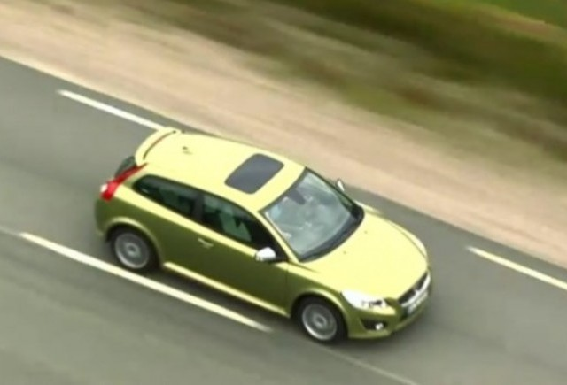 VIDEO: Circuitul de testare Volvo de la Hallered