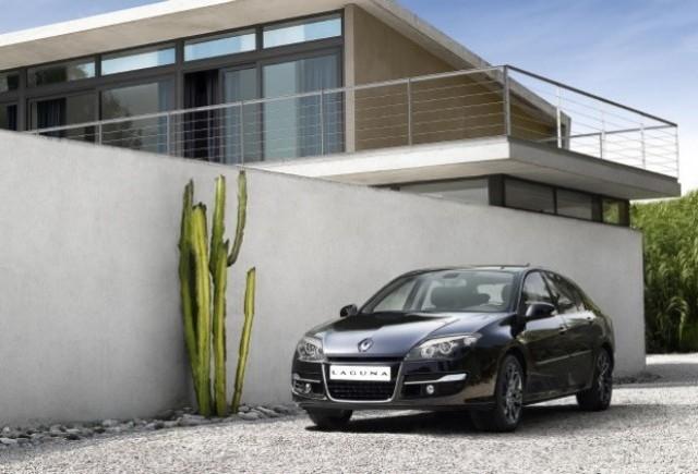 GALERIE FOTO: Noul Renault Laguna facelift prezentat in detaliu