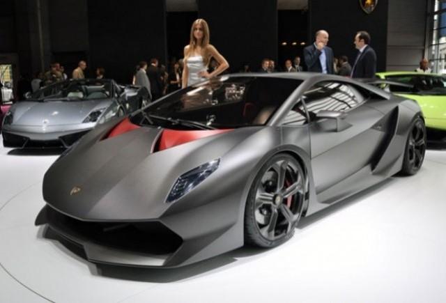 Lamborghini Sesto Elemento va fi produs in serie limitata
