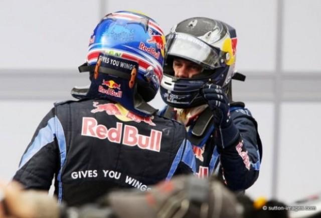 Webber isi scoate palaria in fata lui Vettel
