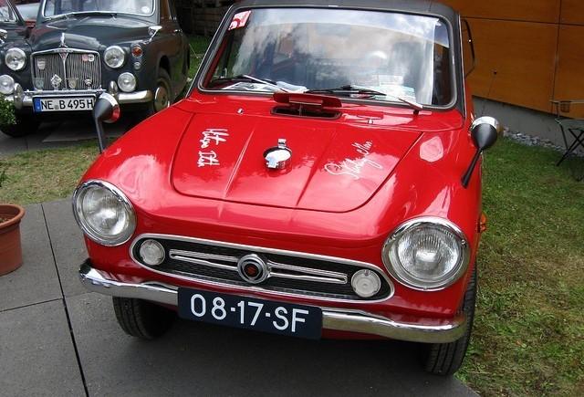 Istoria Suzuki 1950-1970