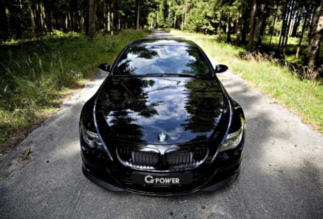 G-Power a creat cel mai rapid coupe cu patru locuri din lume