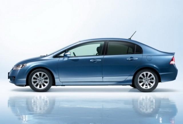 Honda opreste vanzarile modelului Civic