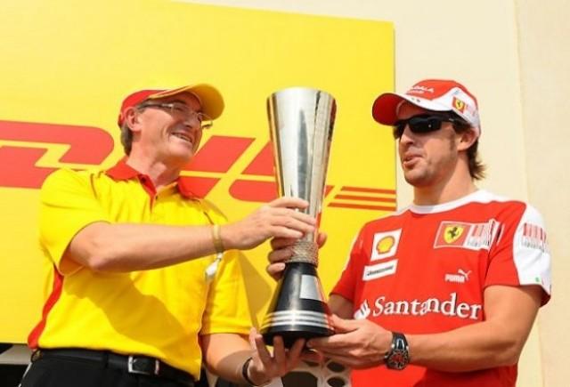 Alonso a castigat trofeul DHL al celor mai rapide tururi
