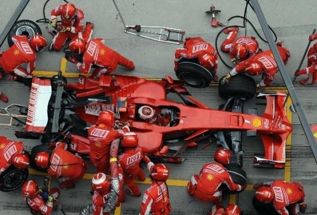 Se asteapta schimbari drastice la Ferrari