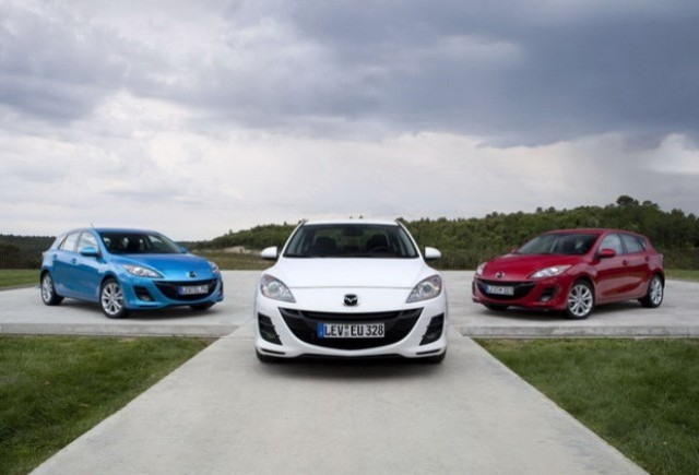 Mazda3 primeste o motorizare diesel imbunatatita