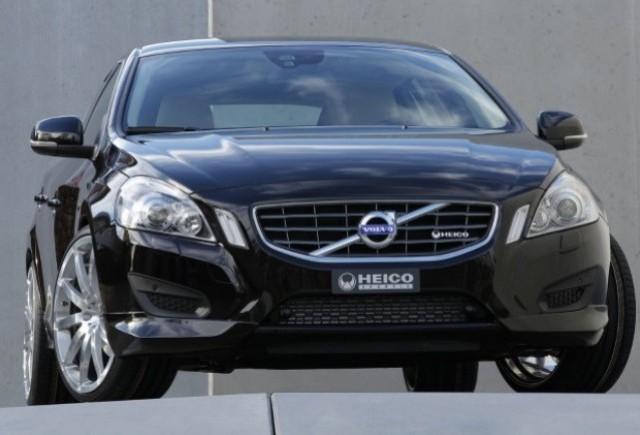 Iata noul Volvo V60 tunat de Heico Sportiv!