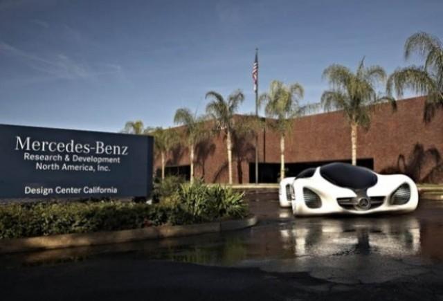 Conceptul Mercedes Biome, un exercitiu de design