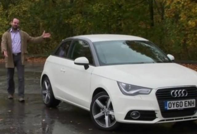 VIDEO: Autocar testeaza modelul Audi A1 1.6 TDI Sport
