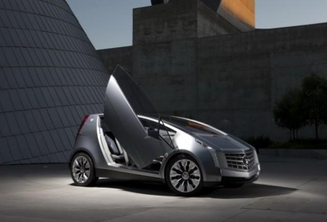 Conceptul Cadillac Urban Luxury va debuta la Los Angeles