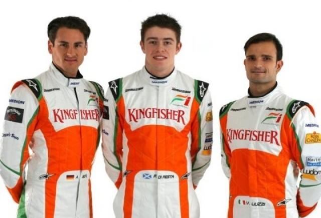Liuzzi este increzator ca va ramane la Force India